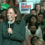 Democratic presidential candidate Kamala Harris announced plans for teacher pay raise