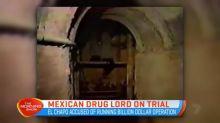 El Chapo trial continues