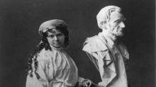 Vinnie Ream, la adolescente que se convirtió en la primera mujer escultora a quien el gobierno de EEUU encargó una escultura