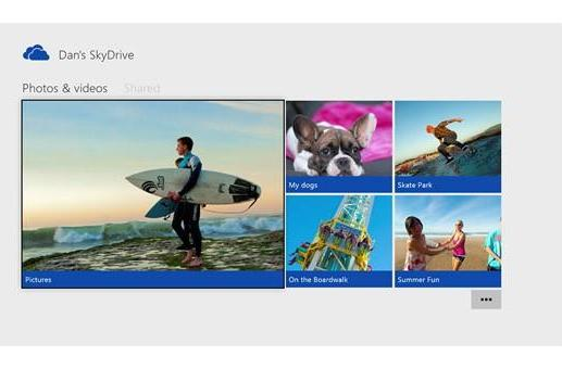 Microsoft details SkyDrive photo and video streaming on the Xbox One (video)