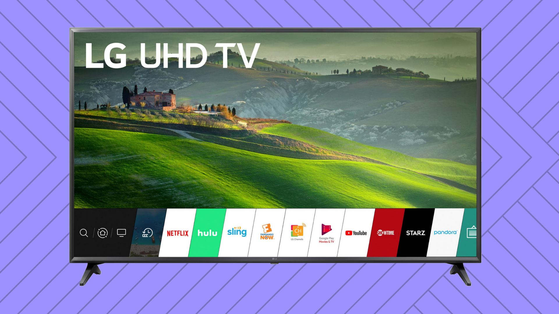 Score this massive LG 65-inch 4K LED TV for just $478 at Walmart—it's the lowest price on the web right now