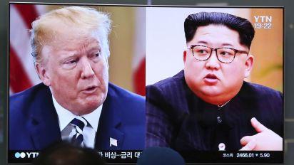 Stocks fall after Trump cancels N. Korea summit