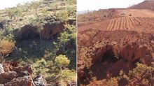 Juukan Gorge: Rio Tinto investors in pay revolt over sacred cave blast