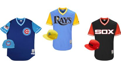 Best and worst Players Weekend uniforms