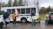 Potlotek First Nation rallies for return of seized lobster traps