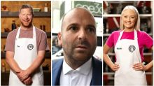MasterChef stars defend George Calombaris in wake of scandal