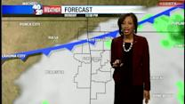 Brittany Bell forecasts your work week weather