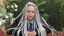Dad left fuming with school after daughter's sent home for dreadlock hairdo