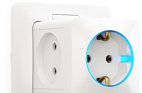 Art Lebedev's Rozetkus 3D socket concept gives you five plugs where once there was one