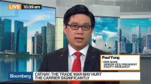How Cathay Pacific's Turnaround May Be Clouded by Trade War