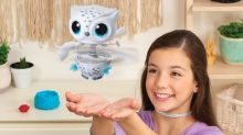 Spin Master Introduces Owleez™,The First Ever Interactive Toy Pet That Kids Can Teach How to Fly