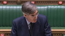 Jacob Rees-Mogg calls anti-vaxxers 'nutters' as he defends government communications spending