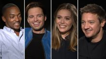 'Captain America: Civil War' Cast Takes Our Obscure Marvel Characters Quiz