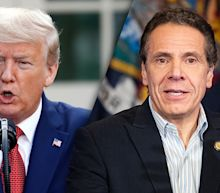 Trump, Cuomo and the mystery of the missing masks