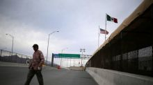 World's busiest border falls quiet with millions of Mexicans barred from U.S.