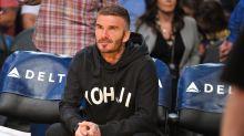 David Beckham starstruck after idol gives him a hug