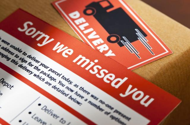 UK ISP rapped for disguising flyers as missed delivery slips