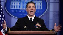 Rep. Ronny Jackson — Trump's controversial ex-doctor — calls for Biden cognitive test