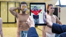 Spencer Matthews Strips Off Naked To Become World's First 'Humannequin'