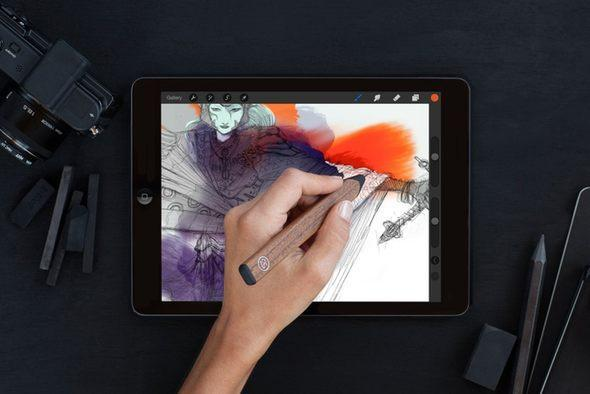 SDK brings new apps to FiftyThree's Pencil stylus