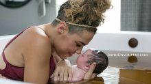Mamá conmueve al mundo con su reacción al conocer a su bebé con Down