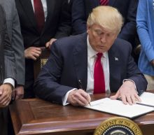 Trump moves to lift bans on Arctic drilling