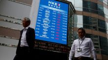 With the global crown as world's No. 1 fundraising hub in its sight, Hong Kong stock exchange is chasing transaction volume