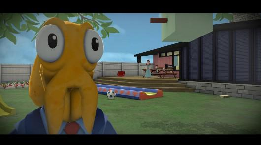 Octodad: Dadliest Catch review: Eight arms, all thumbs