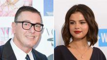Fieser Diss gegen Selena Gomez: Was ist Stefano Gabbanas Problem?