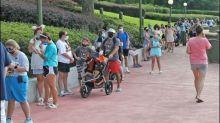 Trotz Corona-Krise öffnen Teile von Disney World in Florida wieder