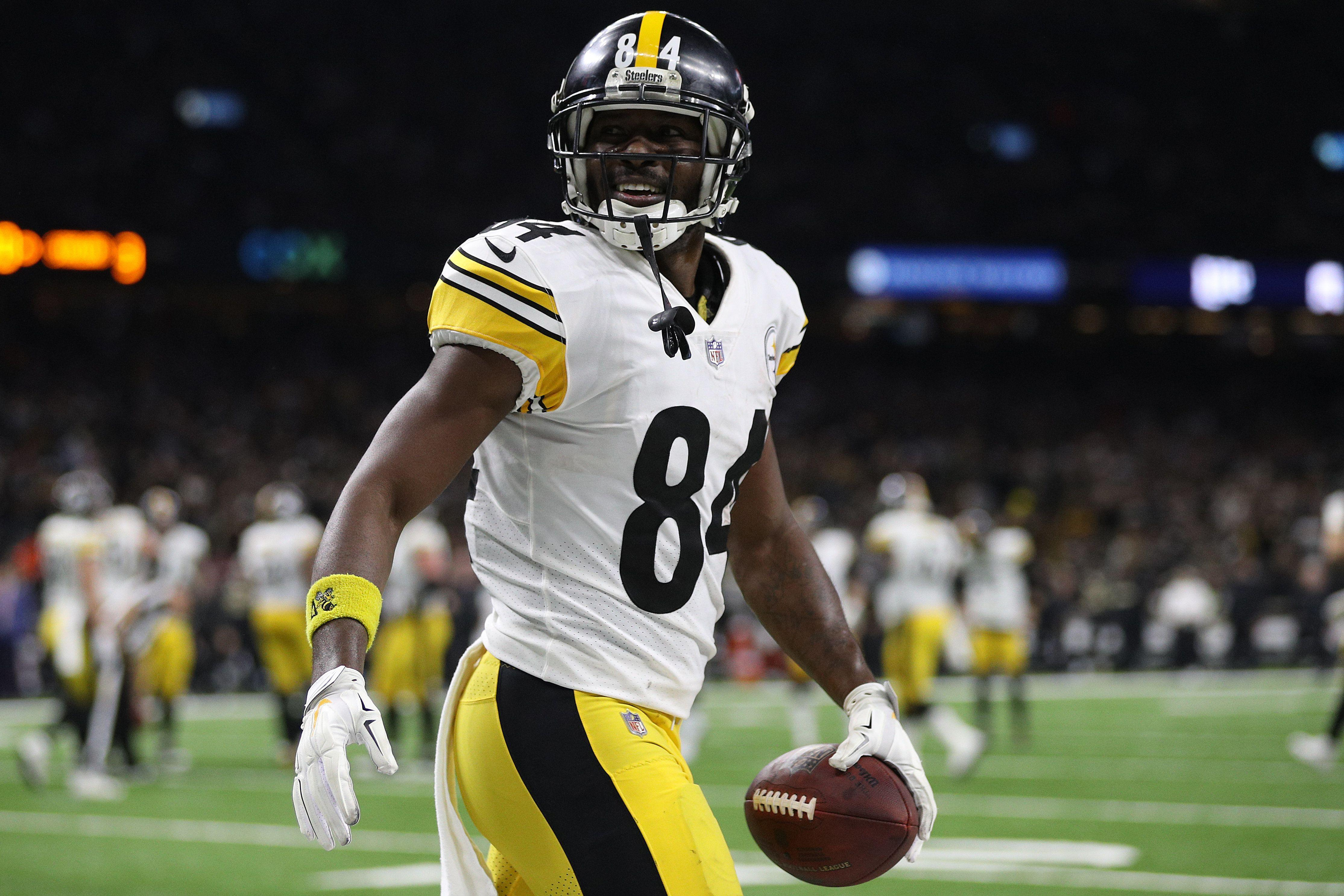 f169d546 Bills are moving on from Antonio Brown