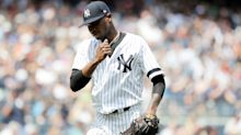 Suspended Yankees RHP Domingo German says he's not leaving baseball after cryptic Instagram posts