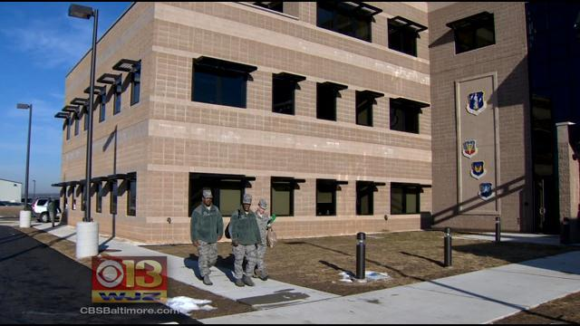 Md. Air National Guard Celebrates Opening Of New Facility In Middle River