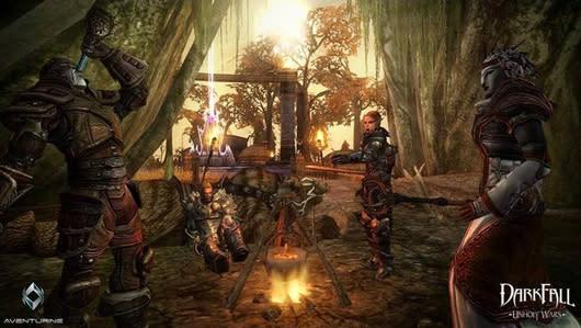Play Darkfall for free from May 1 to May 5