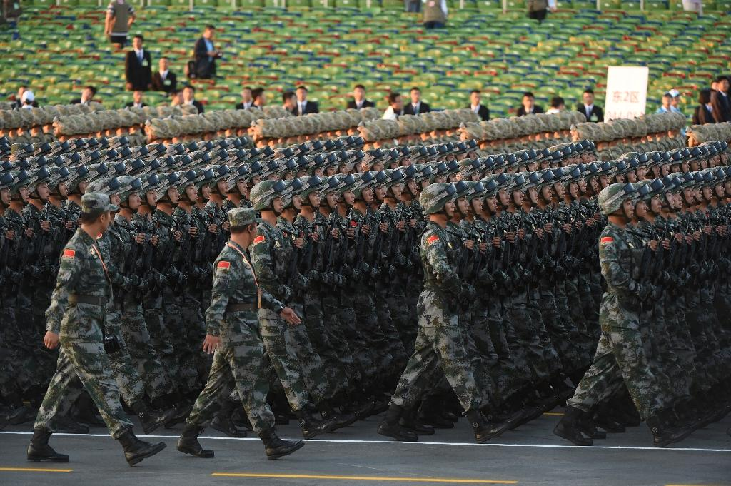 "graft and corruption in military A people's liberation army guard at the bayi building in beijing president xi  jinping has reportedly called military corruption the ""gu junshan."