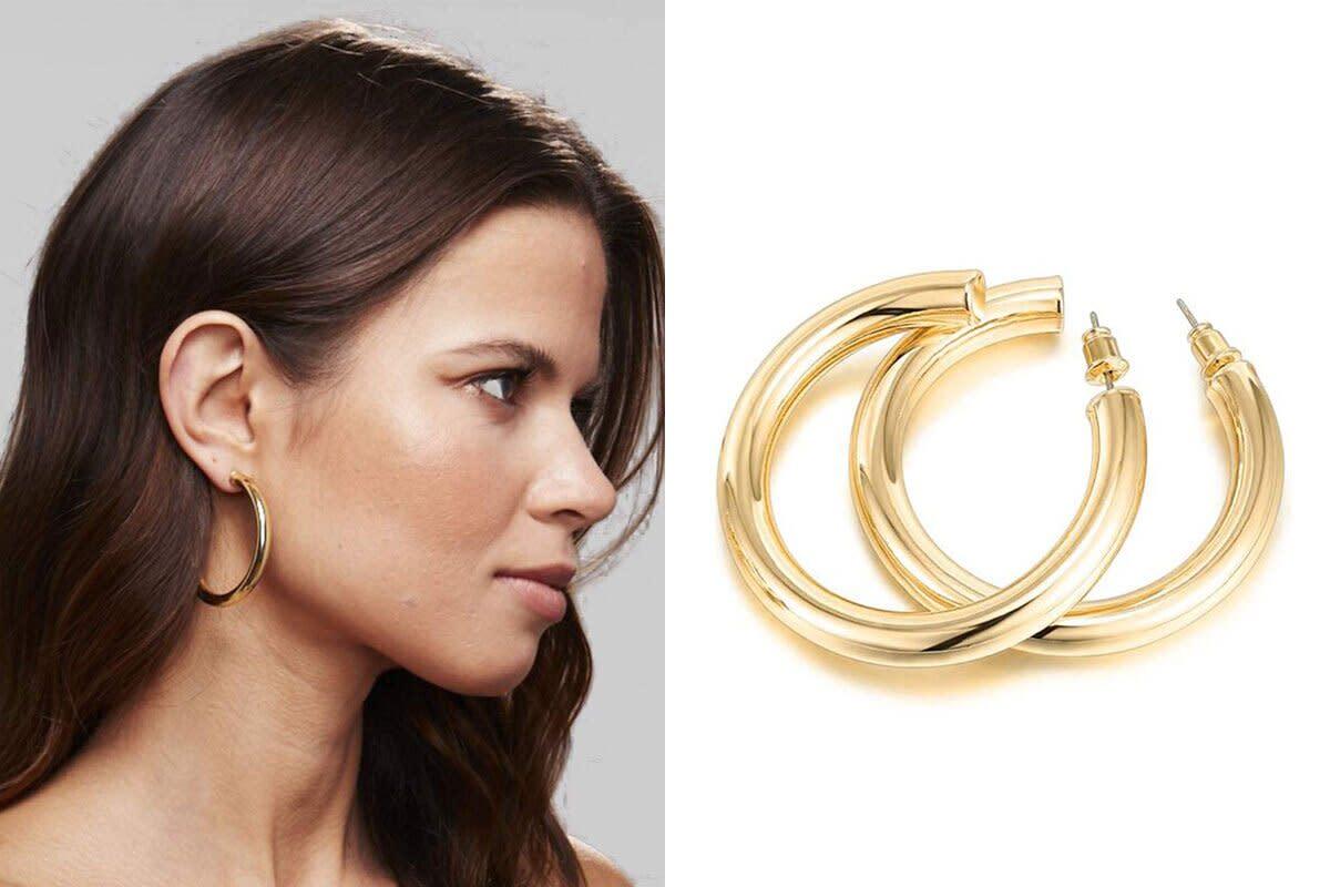 Ottawa Hoop Earrings