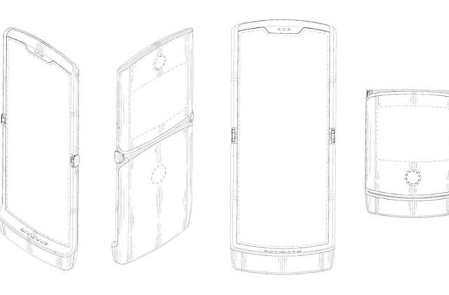 The Morning After: Motorola's foldable phone plans