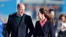 Herzogin Kate trägt das perfekte Valentinstags-Accessoire