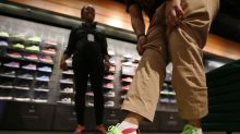 Nike swings to a quarterly loss as coronavirus store closures dent results