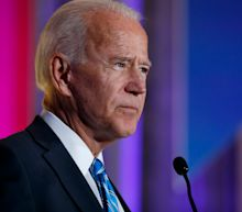 After slamming Trump for 'lynching' tweet, Biden apologizes for using the term about Clinton impeachment