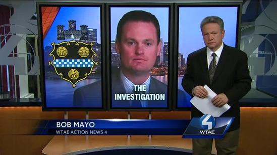 Mayor Ravenstahl surfaces, but deflects questions about police investigation