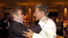 Elton John says Rod Stewart has a 'f***ing cheek' in feud latest