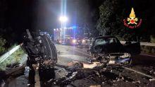 Pavia, incidente stradale: muore giovane, ferito il fidanzato