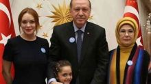 Is Lindsay Lohan Getting Paid By The Turkish Government?