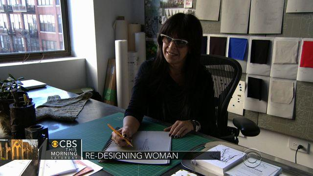 First lady approved designer makes comeback
