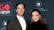 Armie Hammer and Elizabeth Chambers Split After 10 Years of Marriage