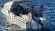'Selfish stupidity': Fishermen's 400kg shark catch sparks debate