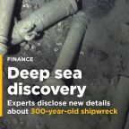 New details about 300-year-old shipwreck have been disclosed