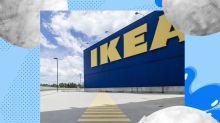 Das passiert, wenn man seine eigenen Produkte heimlich bei Ikea verkauft