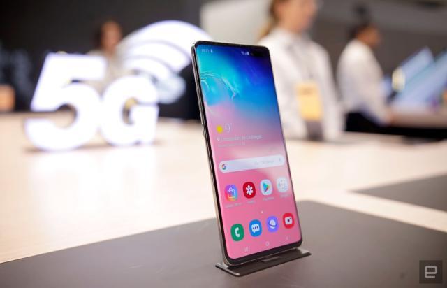 Making sense of the 5G phones at Mobile World Congress 2019